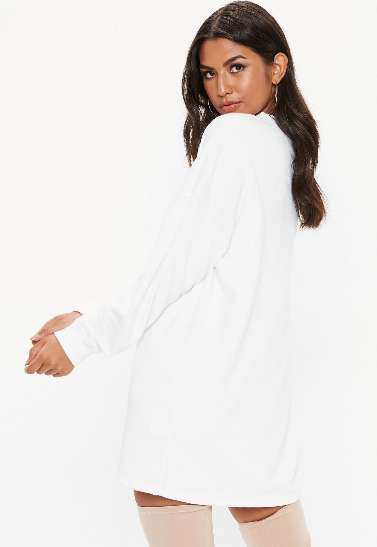 misgguided bluza biała