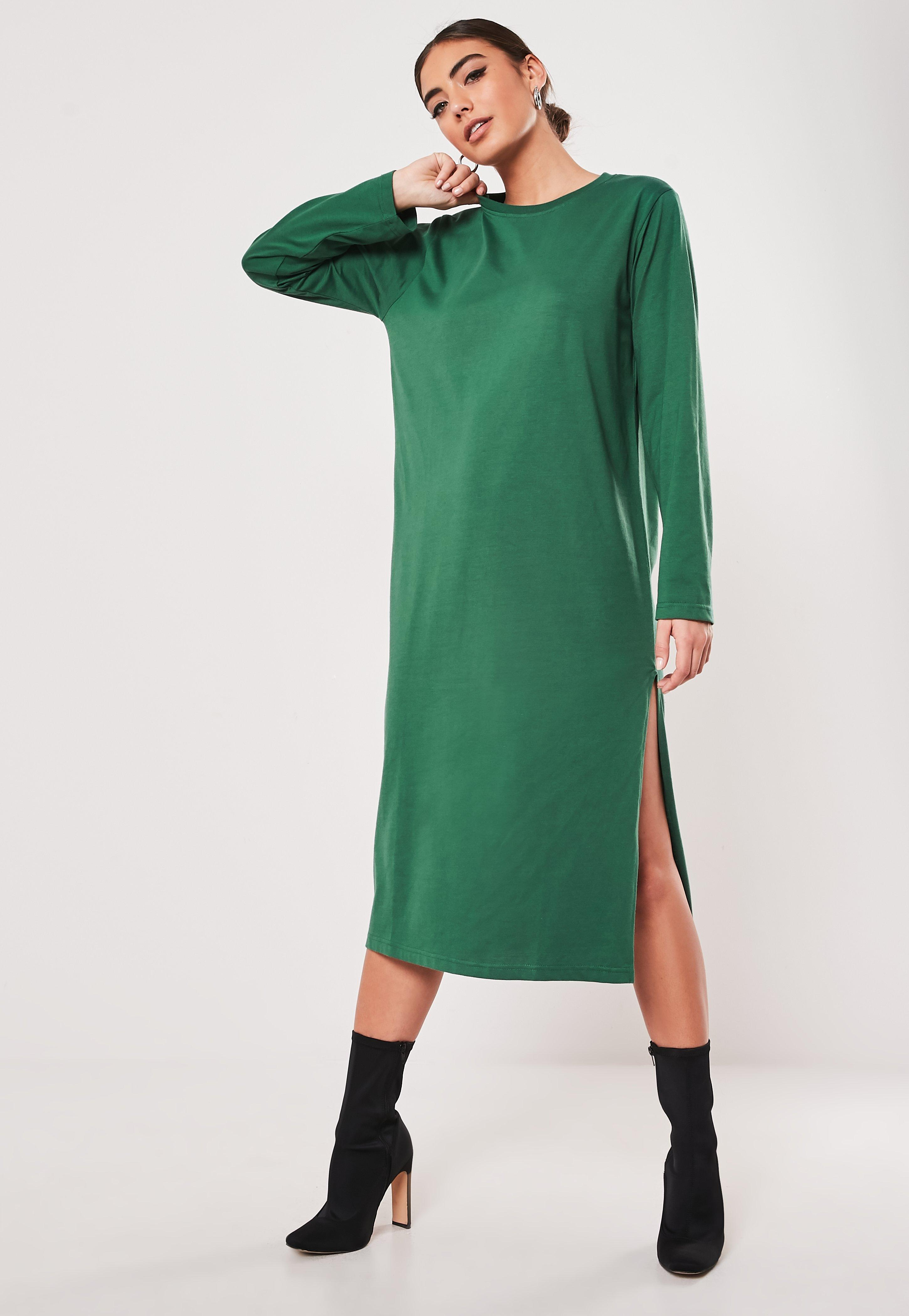 sheath t shirt dress