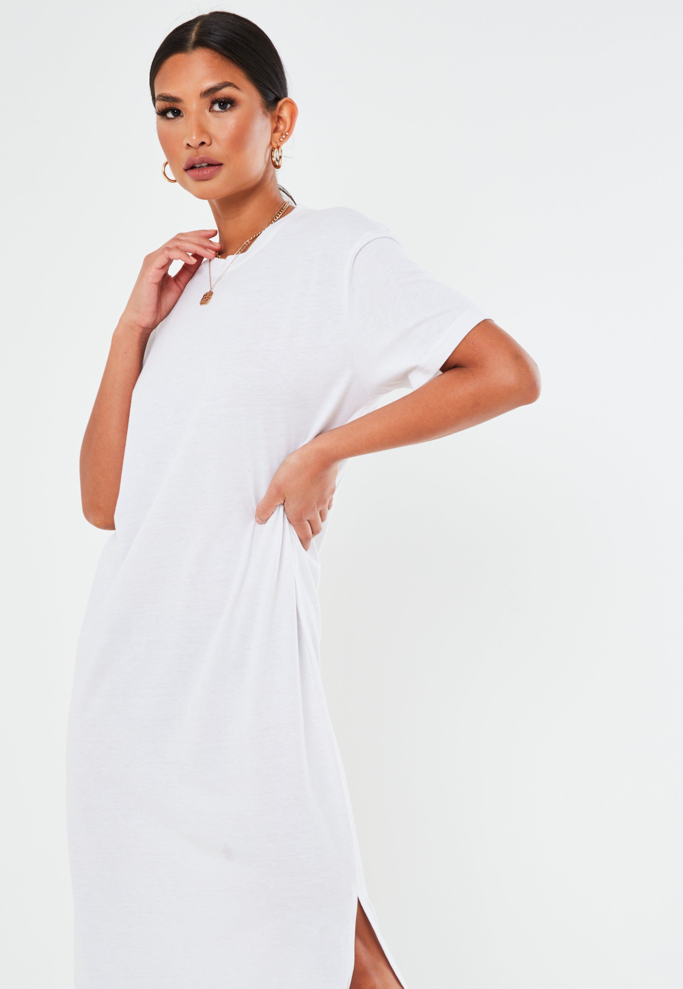 maxi t shirt dresses uk
