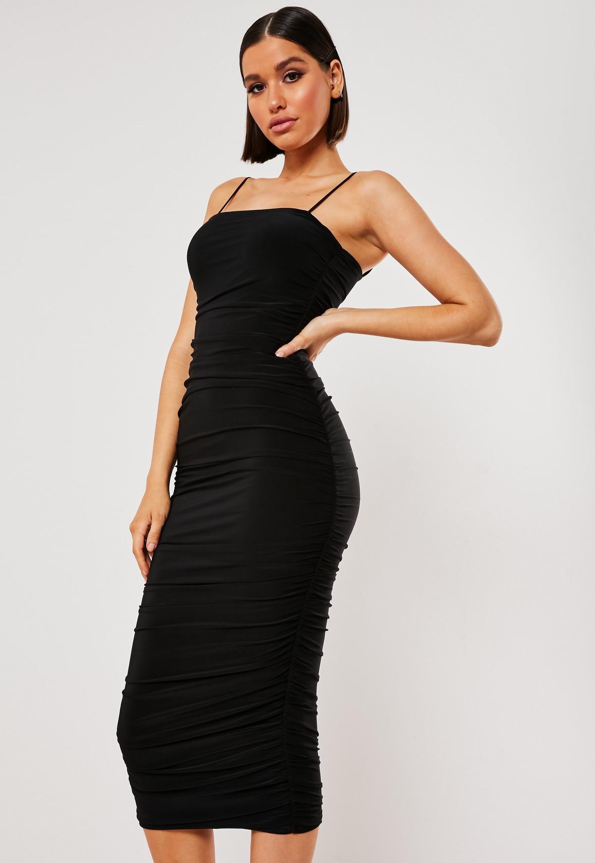Plum color dress - All women dresses