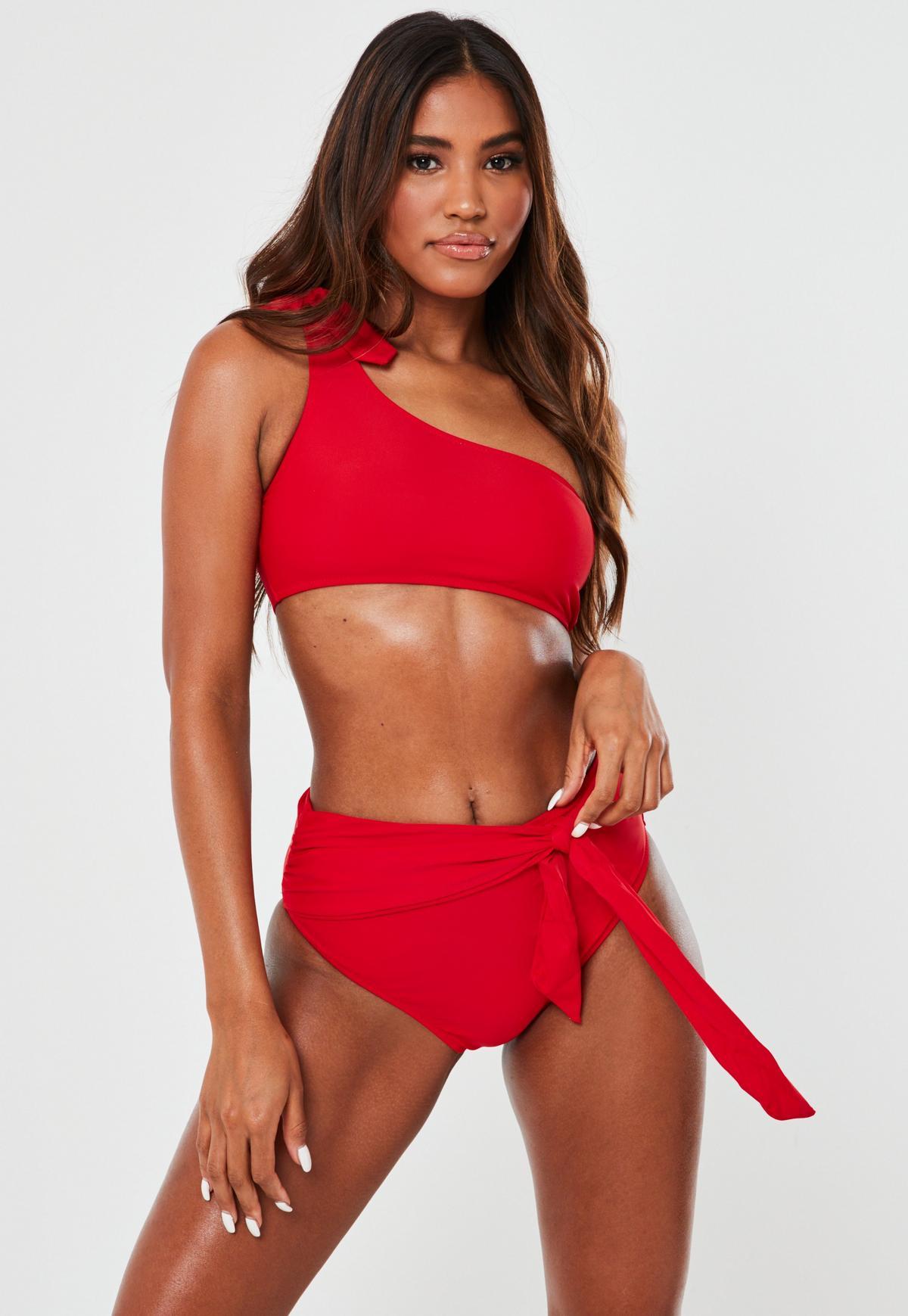 shoulder bikini One