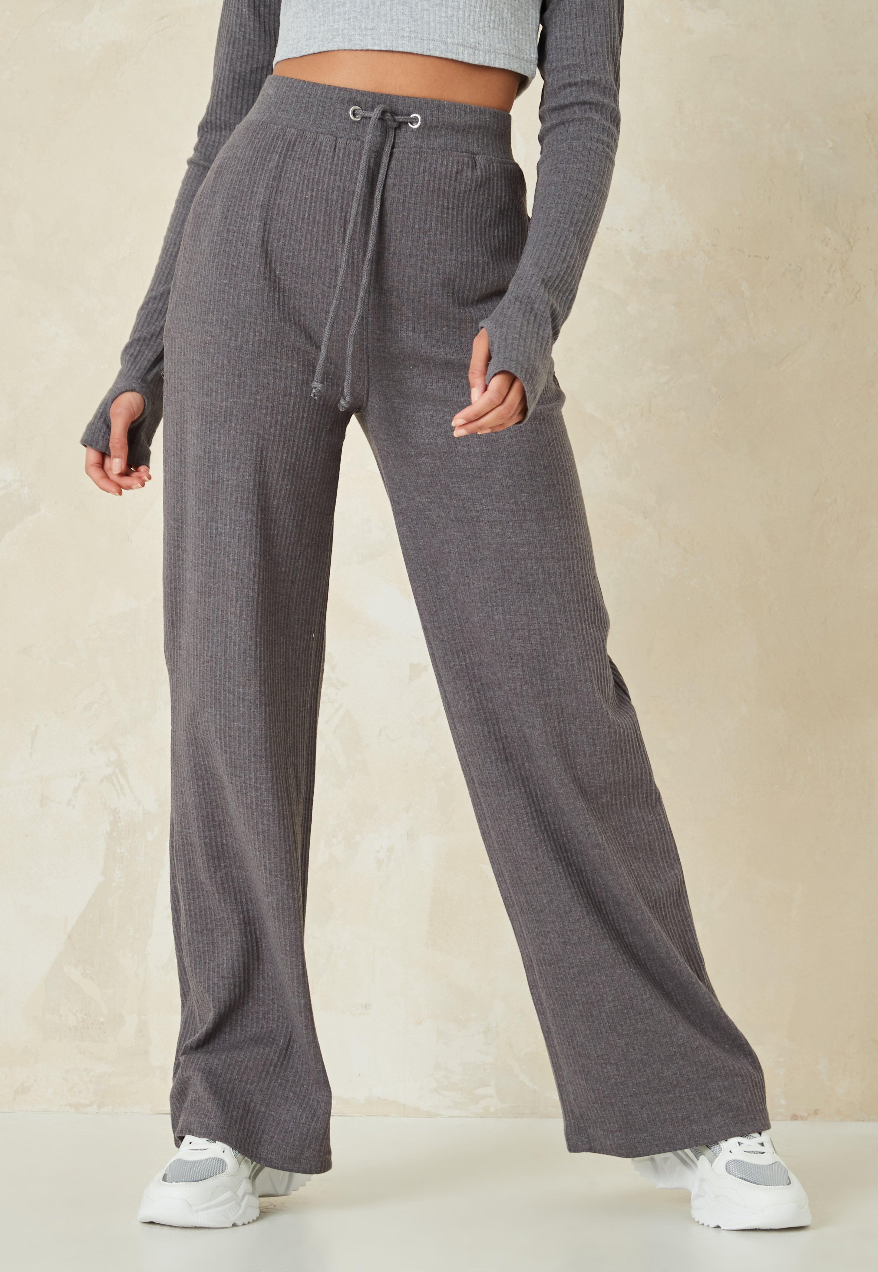 Soft grey corduroy trousers size 30\u201d waist S and size 32\u201d waist M