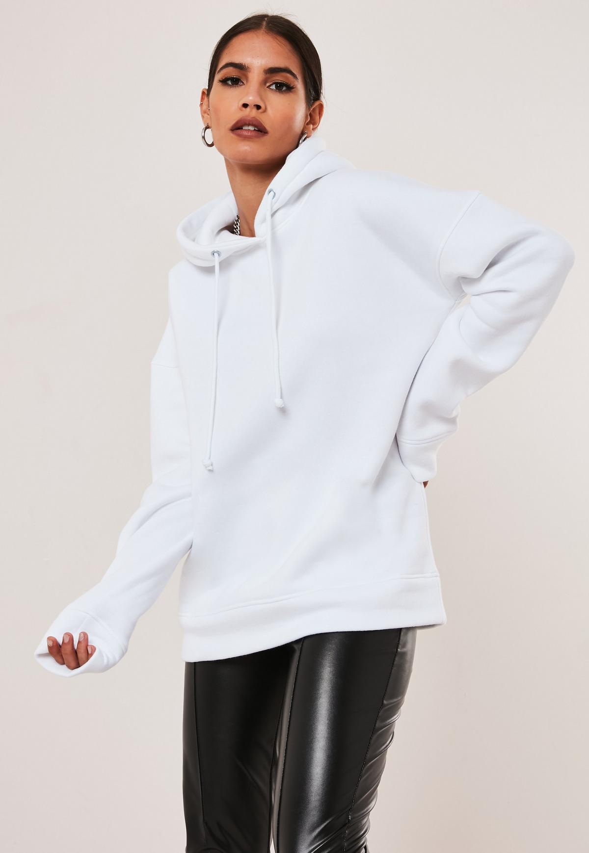bluza basic biała