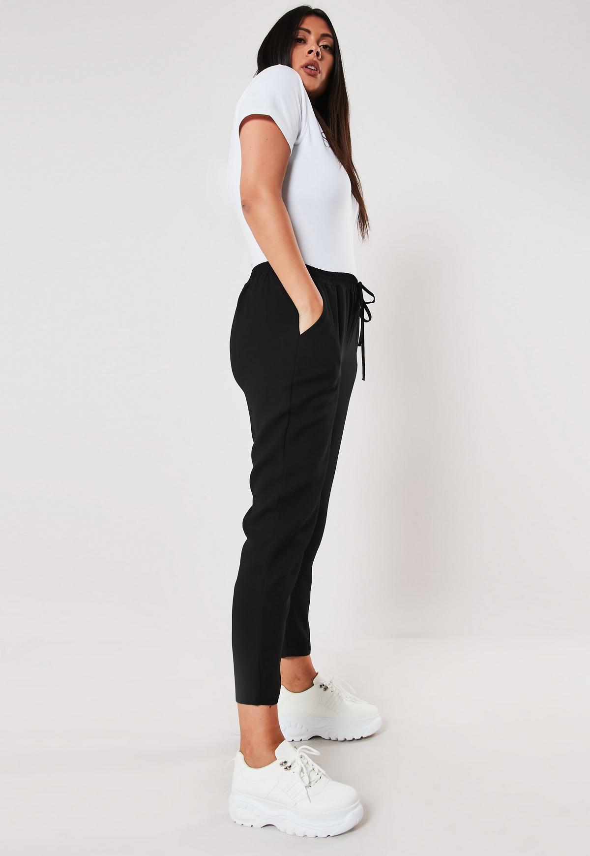 Plus Size Miya Tapered Leggings