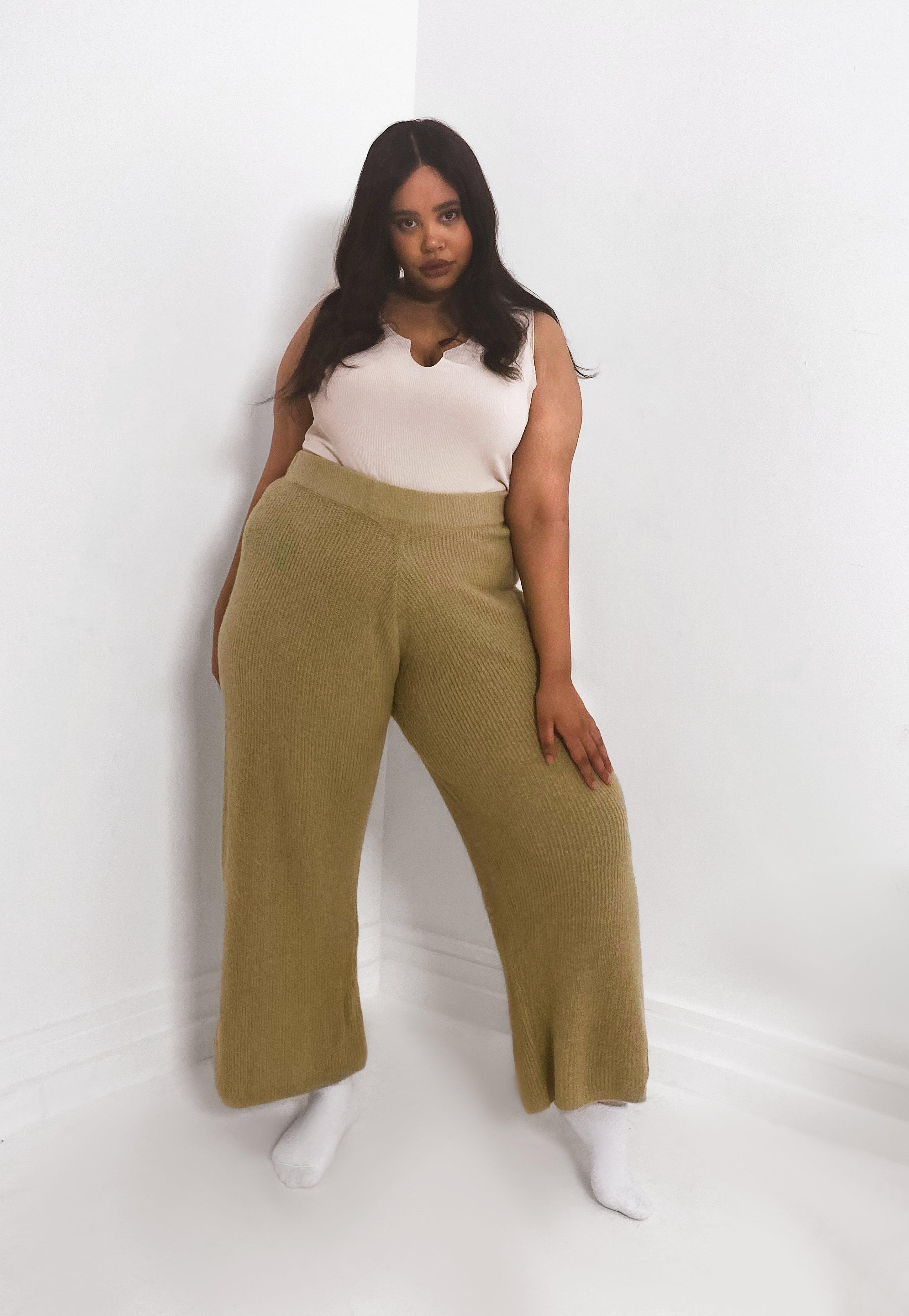 Plus Size Pants Sport Pants Maxi Pants Gray Women Pants Long Women Pants Plus Size Maxi Trousers Oversize Pants Jersey Pants