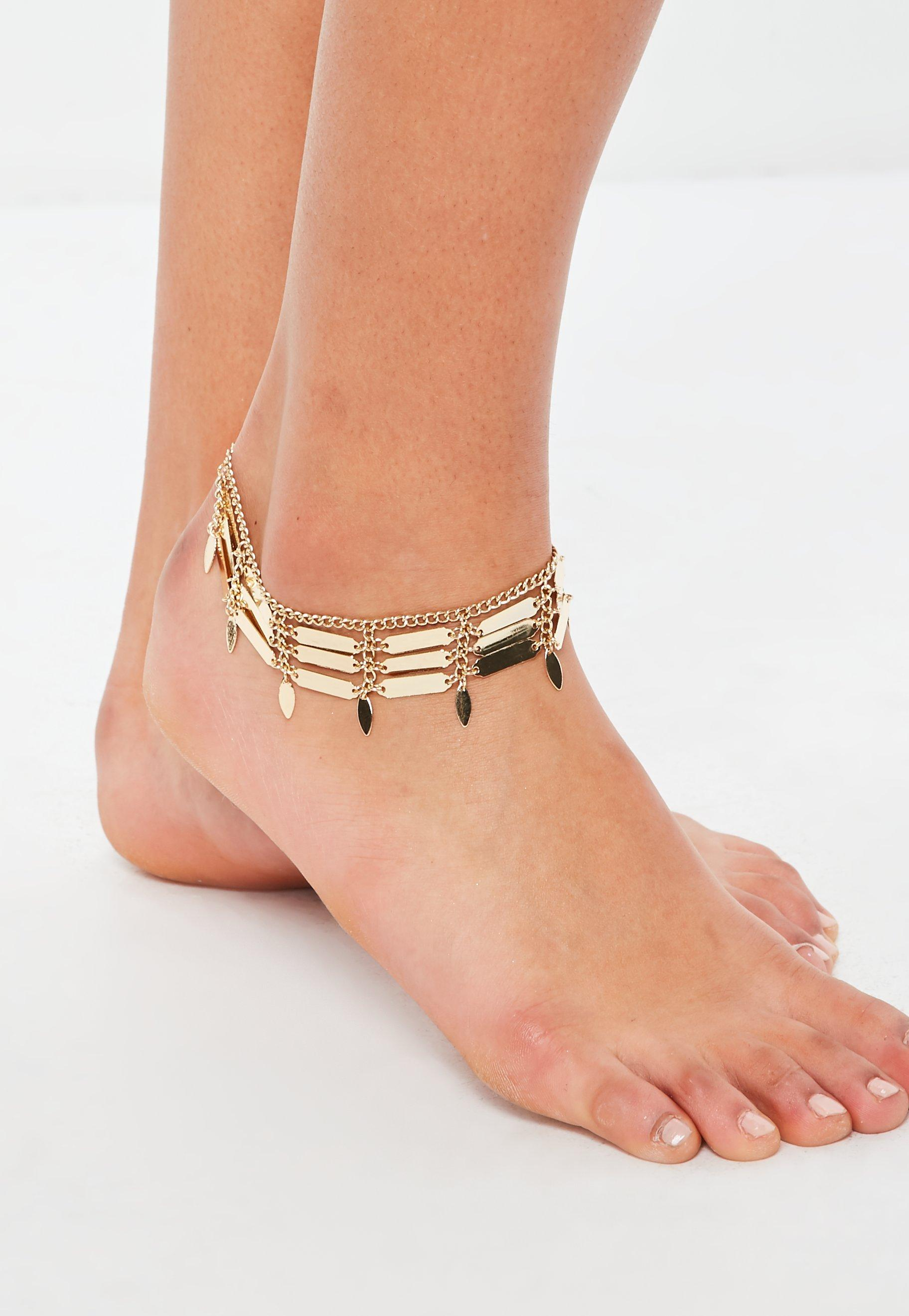 fashion buy can of shopping gold jennifer is every anklets anklet ankle you summer why wear accessory bracelet elle fisher the day