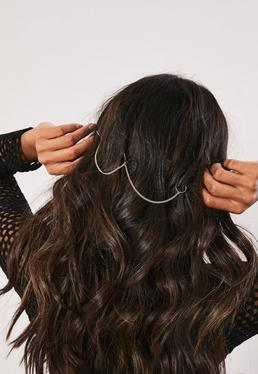 53a762b1e1c6c Hair Accessories and Head Chains - Missguided