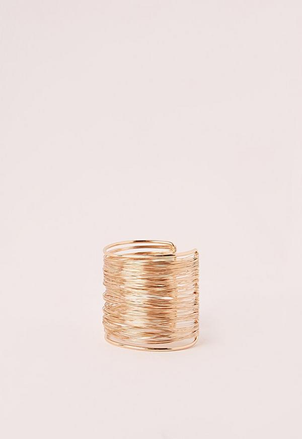 Layered Arm Cuff