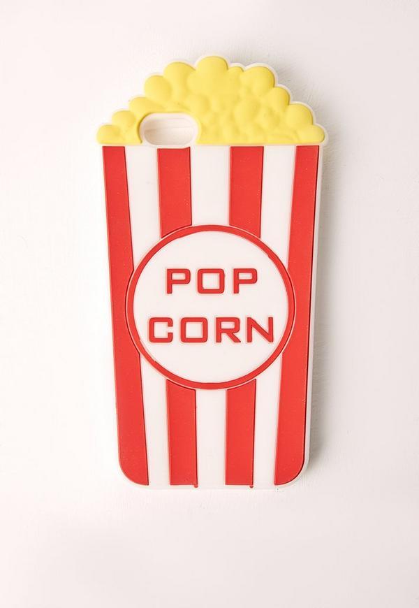 Popcorn IPhone 5 Case Multi