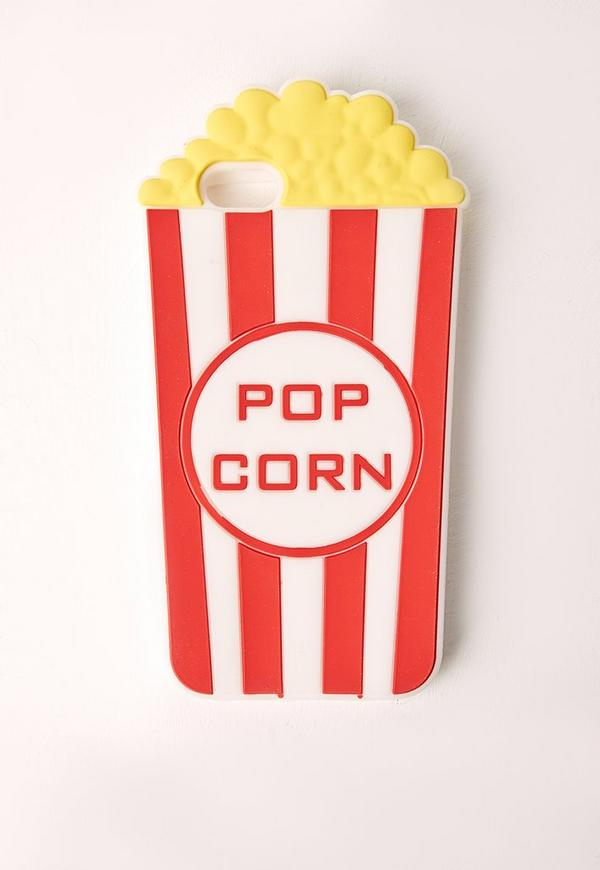 Popcorn IPhone 6+ Case Multi