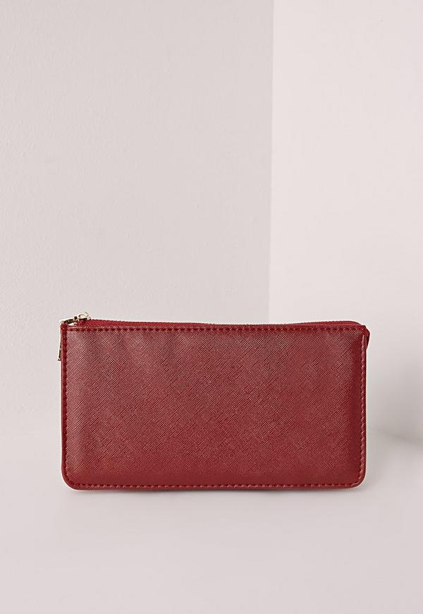 Classic Purse Red