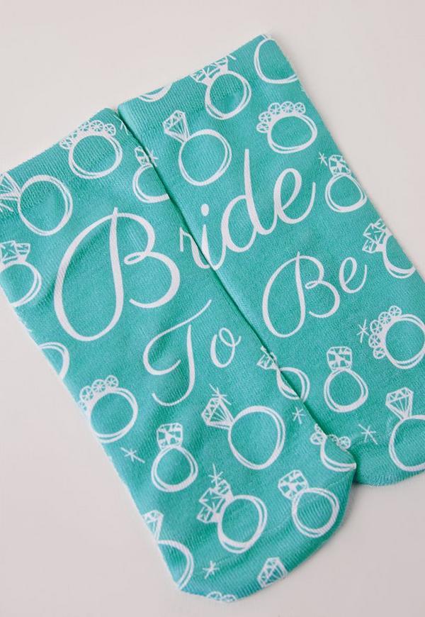 Bride To Be Socks