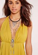 Statement Layered Necklace