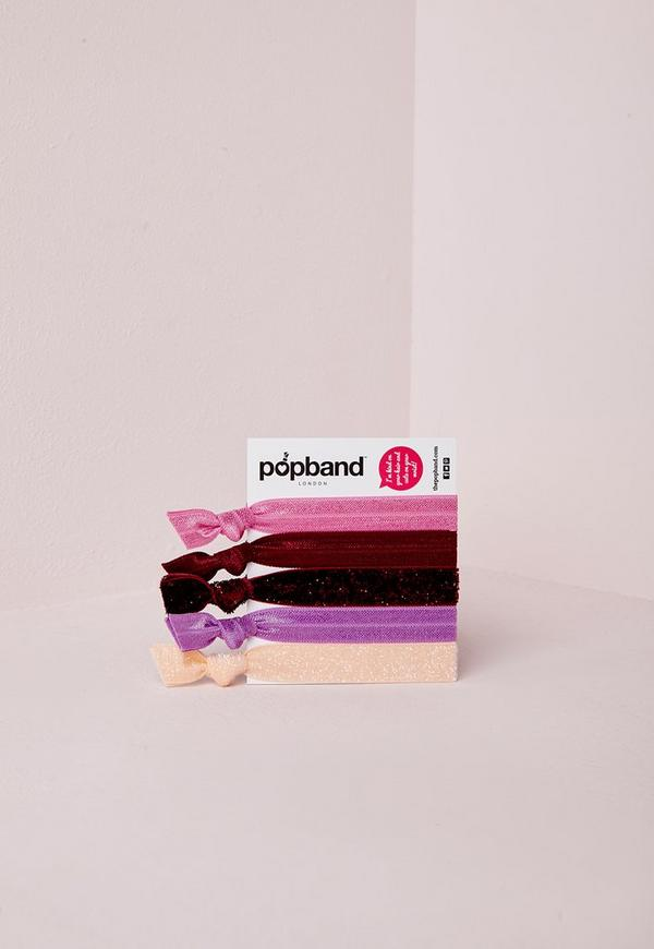 Winter Berry Popband Pack