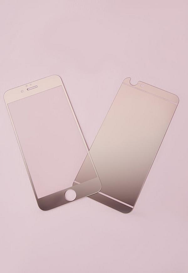 iPhone 6 Screen Protector Gold