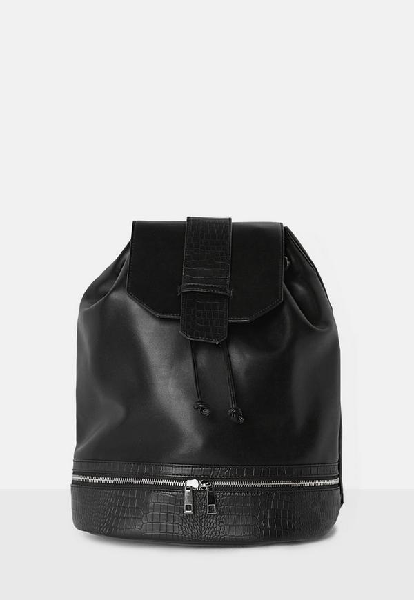 Minimal Detail Rucksack