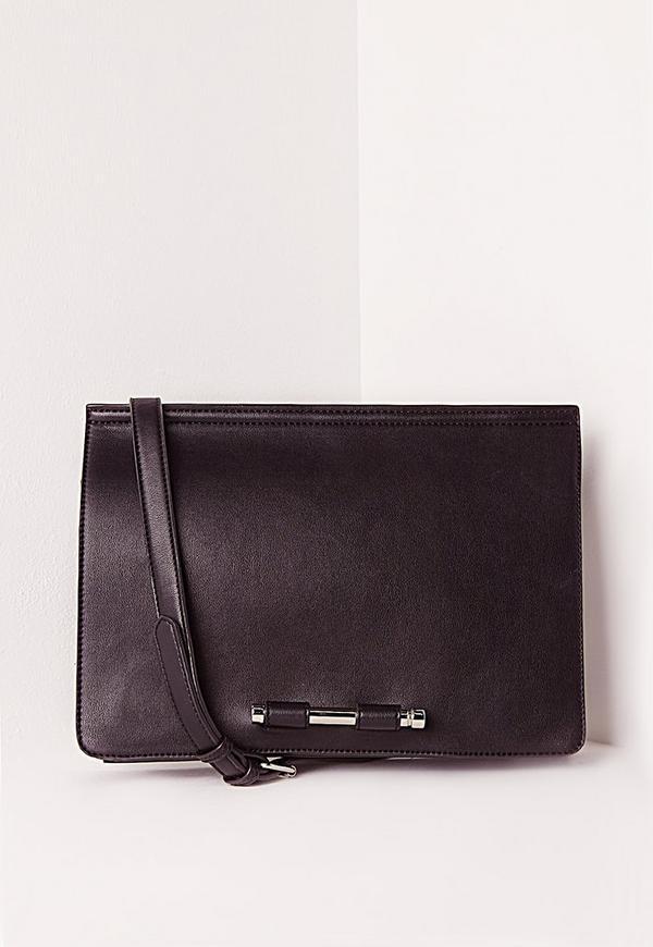 Messenger Bag Black