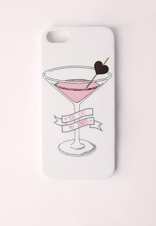 You Lift My Spirits Pink Iphone 5 Case