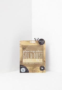 Oh K! Mascarilla hidrogel de 'gold dust'