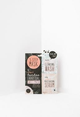 Oh K! Multi Step Charcoal Face Mask