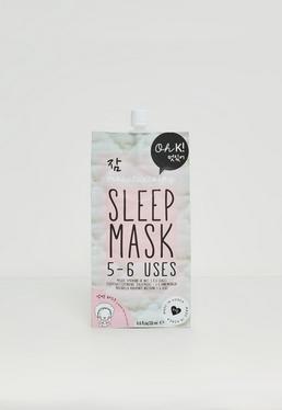 Masque hydratant de nuit Oh K!