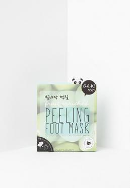 Oh K! Green Peeling Foot Mask