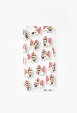 French Bulldog Fairy iPhone 6 Case