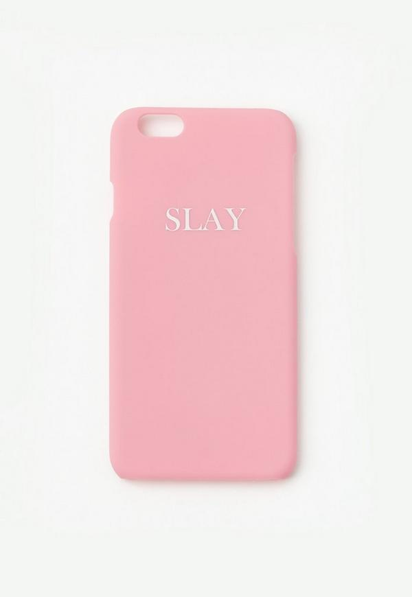 Pink Slay iPhone 6 Case
