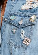 Epic Disco Sh*t Enamel Pin Badge Pack