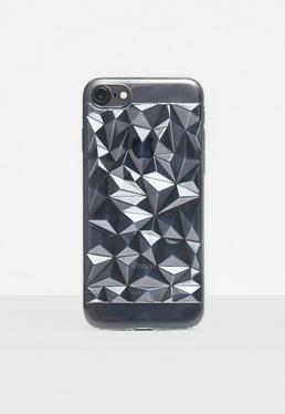 Clear Geometric I Phone 7 Case
