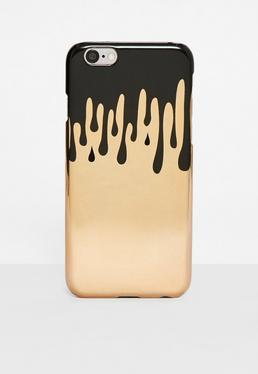 Gold Dripping I Phone 7+ Case
