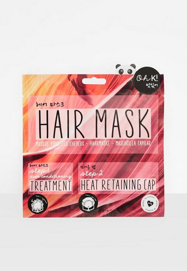 Oh K! Deep Conditioning Steam Hair Mask