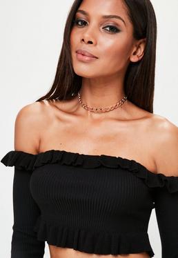 Rose Gold Metallic Choker Necklace