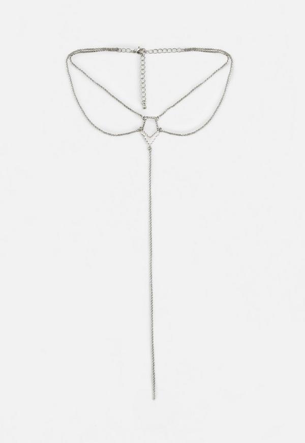 Collier argent avec pendentif missguided - Comment nettoyer une chaine en argent ...