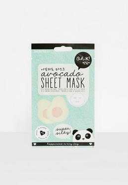 Oh K! Avocado Sheet Face Mask
