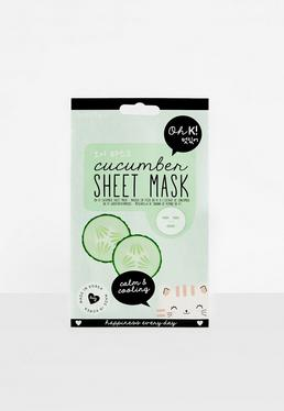 Oh K! Cucumber Sheet Face Mask