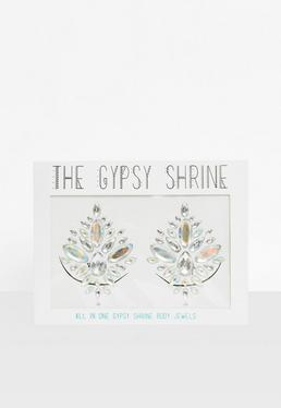 Bijoux de corps The Gypsy Shrine poitrine tout en 1