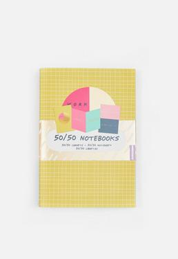 Lot de 3 carnets Notes To Self