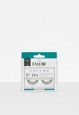 Eylure Black Volume No.101 False Eyelashes