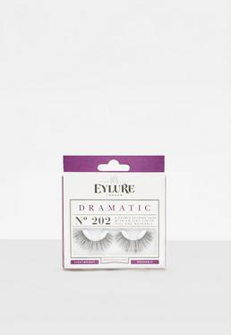 Eylure Black Dramatic No.202 False Eyelashes