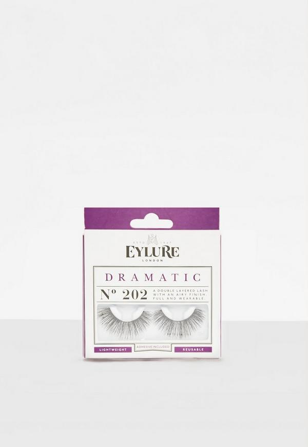 Eylure Black Dramatic No.202 False Eyelashes