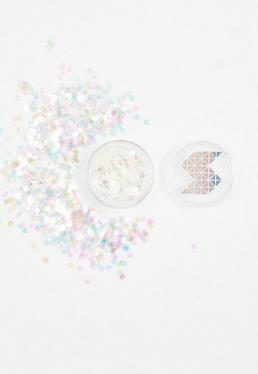 Shine Shack Holographic Face&Body Glitter Mix