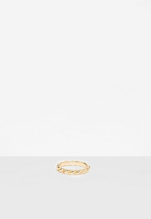 Gold and silver mix set rings missguided for Mixture of gold and silver