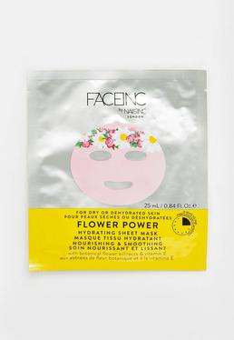 Face Inc By Nails Inc Flower Power Face Mask