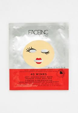 Face Inc By Nails Inc 40 Winks Face Mask