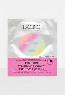 Face Inc By Nails Inc Brighten Up Face Mask