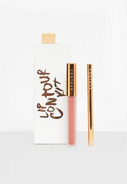 Rosé Mattes Liquid Lipstick & Lip-Liner Set