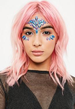 The Gypsy Shrine Blue Mermaid Face Jewel