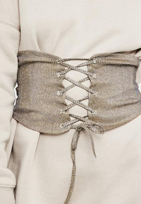 Image result for carli bybel x missguided corset belt