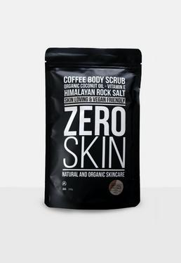 Zero Skin Coffee Body Scrub